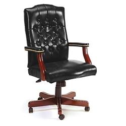 Tufted Executive Chair, 56707