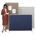 "5'6""H x 5'W Parallel Acoustic Partition, 21574"