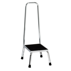350 lb. Step Stool with Handrail, 25541