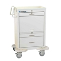 3 Drawer Medication Cart, 25573