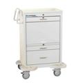 3 Drawer Medication Cart, 25573