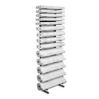 16 Bin Standing Rack for Rolled Documents, 70225