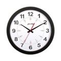 "Titan 15"" Plastic Synchronized Clock, 85215"