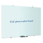 6' x 4' Glass Marker Board, 80308