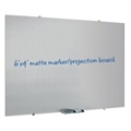 6' x 4' Matte Glass Marker Board, 80310