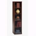 """Five Shelf Bookcase - 72""""H, 32875"""