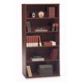 """Wide Five Shelf Bookcase - 72""""H, 32876"""