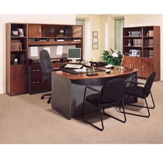 Left Bridge U-Desk Office Group, 86155