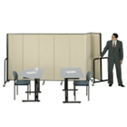 "7' 4"" High Room Dividers Set Of 5, 20240"