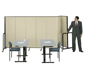 "7' 4"" High Room Dividers Set Of 7, 20241"