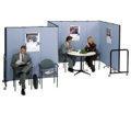 "7' 4"" High Room Dividers Set Of 13, 20244"