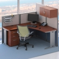 L-Shaped Workstation, 20972