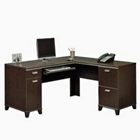 L-Shaped Desk with Right Return, CD07326