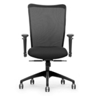 High Back Task Chair with Mesh Back, CD00581