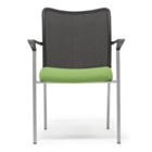 Side Chair with Mesh Back, CD00582