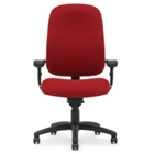 High-Back Fabric Task Chair, CD00584