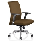 Modern Task Chair with Adjustable Arms, CD00585