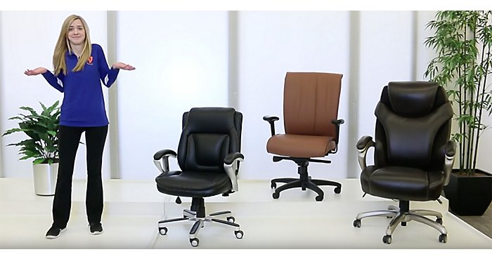 What Size Office Chair Should I Get?