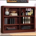"36"" H Double Bookcase, 32817"