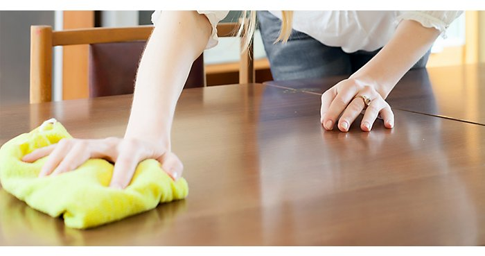 How to Clean Wood Veneer