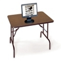 """Compact Folding Table - 36"""" x 24"""", 42001"""