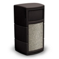 Side Entry Waste Receptacle - 30 Gallon, 85873