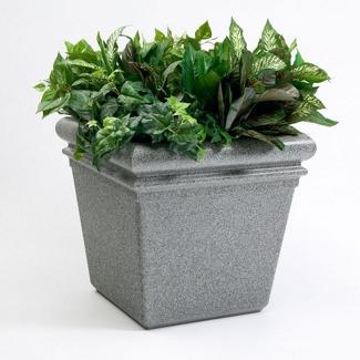 "Outdoor Planter - 18"" H, 85877"
