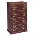 Traditional Four Drawer Lateral File, 10857