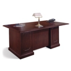 "72"" Wide Executive Desk, 11987"