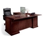 "72"" Executive L-Desk with Left Return, 11989"