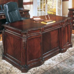 European Styled 72 Executive Desk