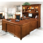 U-Desk with Left Bridge and Hutch, 13385