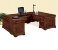 Left U-Desk with Chair, 14310