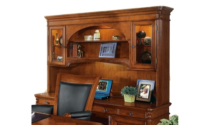 "69""W Overhead Storage Hutch, 15397"