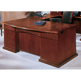bow front u shape desk with right return 15422 and more
