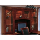 Del Mar Storage Hutch with Molding, 15429