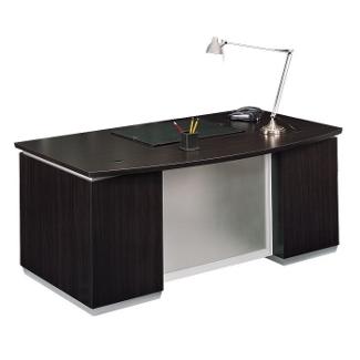 Bowfront Executive Desk, 15454