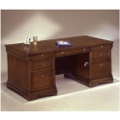 "66"" Wide Executive Desk, 15476"
