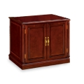 Traditional Two Door Storage Cabinet, 31501