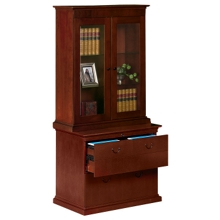 Del Mar Hutch and Lateral File, 31599