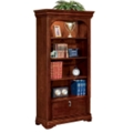 Four Shelf Bookcase with File Drawer, 32602