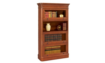 Glass Door Barrister Bookcase, 32674