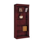 Center Bookcase without side molding, 32676