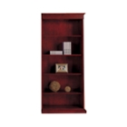 Right Side Bookcase without side molding, 32678