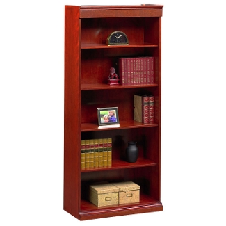 Del Mar Center Bookcase without side molding, 32683