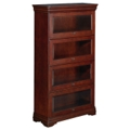 Rue De Lyon Four Door Barrister Bookcase, 32692