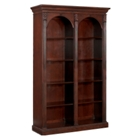 Garnet Cherry Double Bookcase, 32810