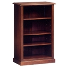 "Traditional Mahogany Bookcase - 48""H, CD06923"