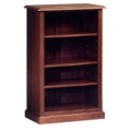 "Traditional Mahogany Bookcase - 48""H, 40426"