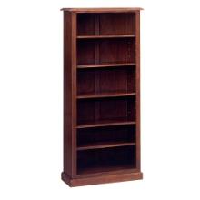 """Traditional Mahogany Bookcase - 72""""H, 40428"""